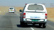 Police Cars Namibia