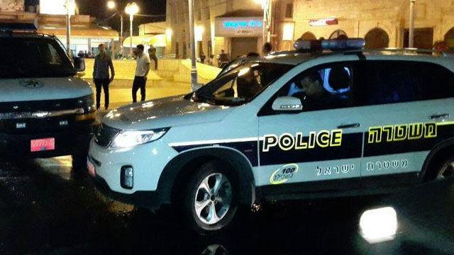 Police Cars Israel