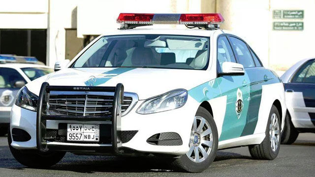Police Cars Saudi Arabia