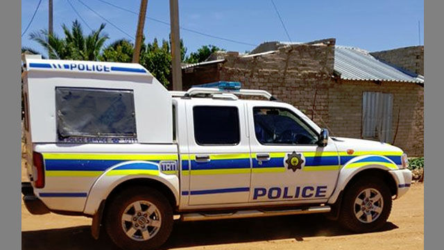 Police Cars South Africa