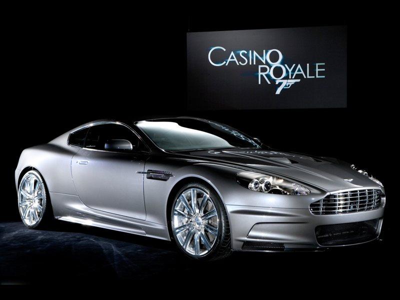 casino car