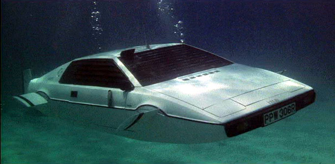 The Spy Who Loved Me Lotus Esprit S1