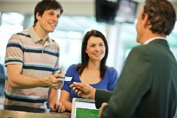 car hire without credit card debit card