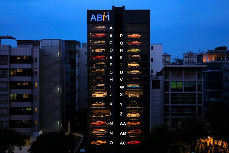 car vending machine singapore