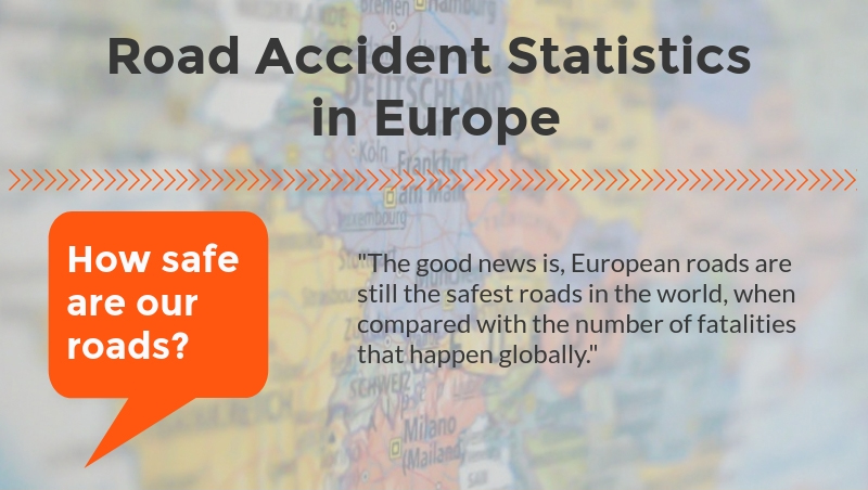 EU road accident statistics
