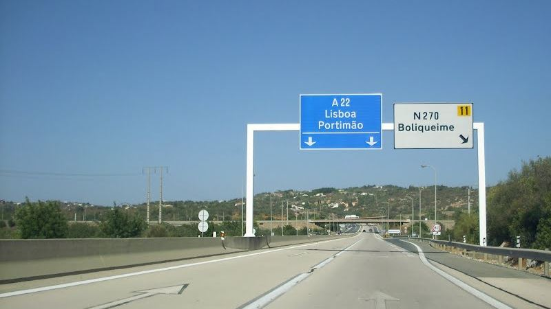 toll road portugal