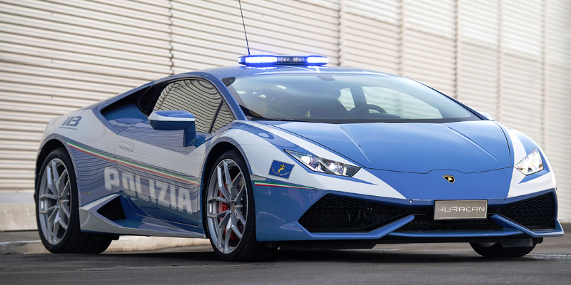 Best Police Cars Who Has The Fastest Police Car Rhinocarhire Com