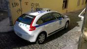 Police Cars Greece
