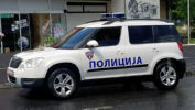 Police Cars Macedonia