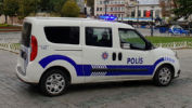 Police Cars Turkey