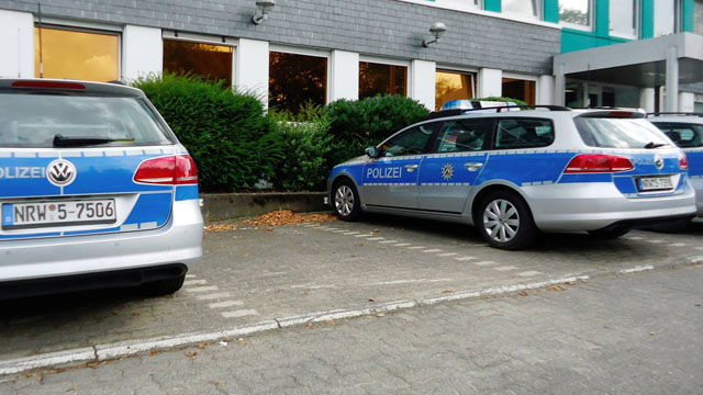 Police Cars Germany