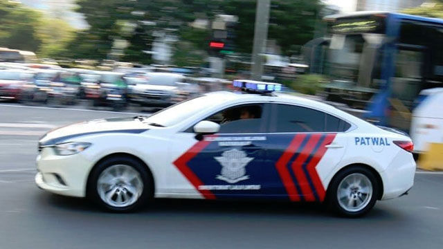 Police Cars Indonesia
