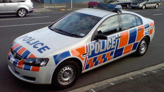 Police Cars New Zealand