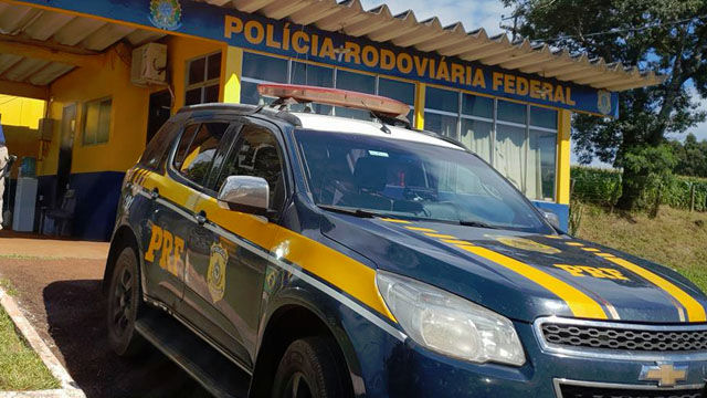 Police Cars Paraguay