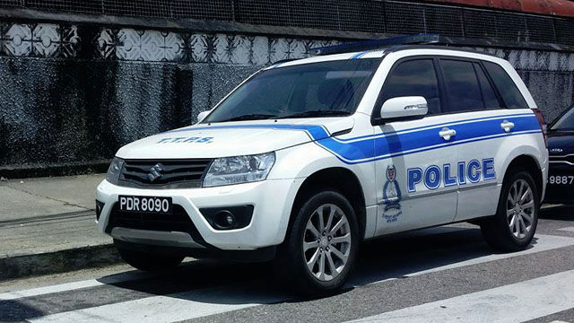 Police Cars Trinidad and Tobago
