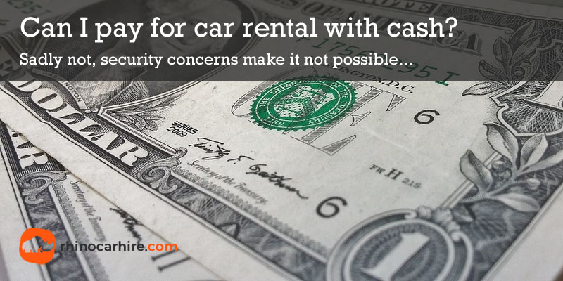 Can You Rent A Car With Cash >> Can I Rent A Car With Paypal Bitcoin Or Cash Rhinocarhire Com