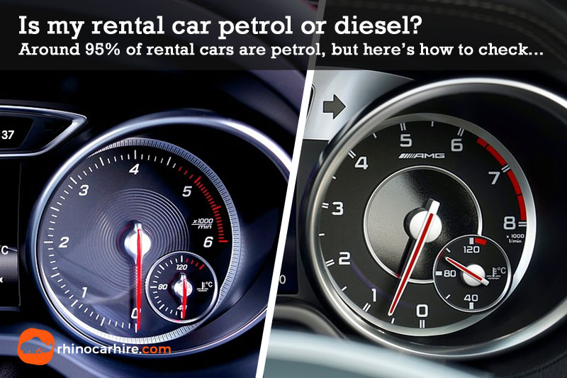 rental car petrol or diesel