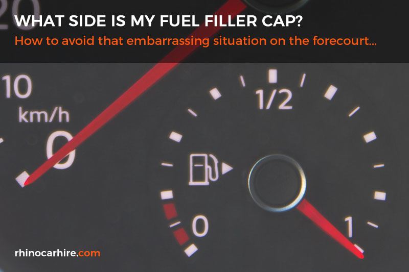 what side is fuel filler cap