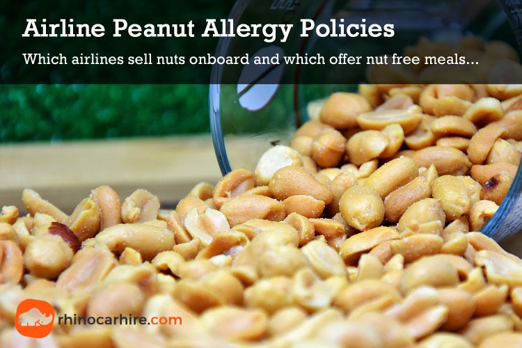 airline nut allergy policies peanut
