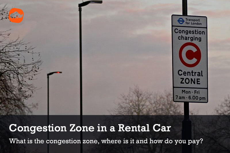 car hire congestion charge