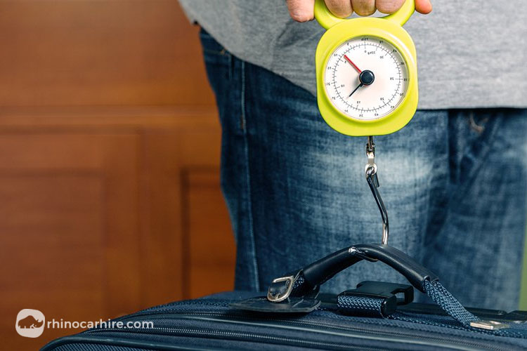 Travel Packing Hacks Luggage Scales
