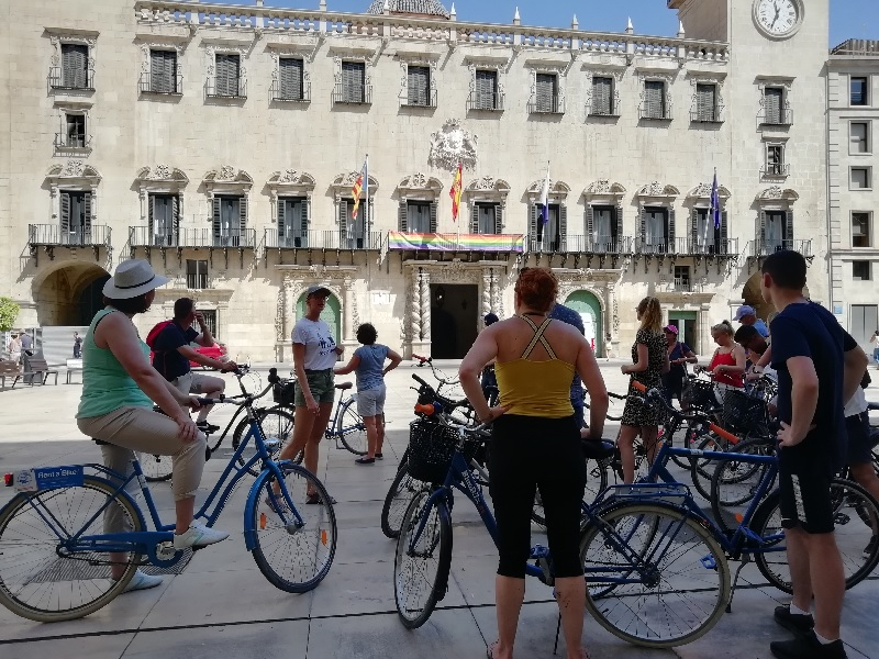 bike tour alicante