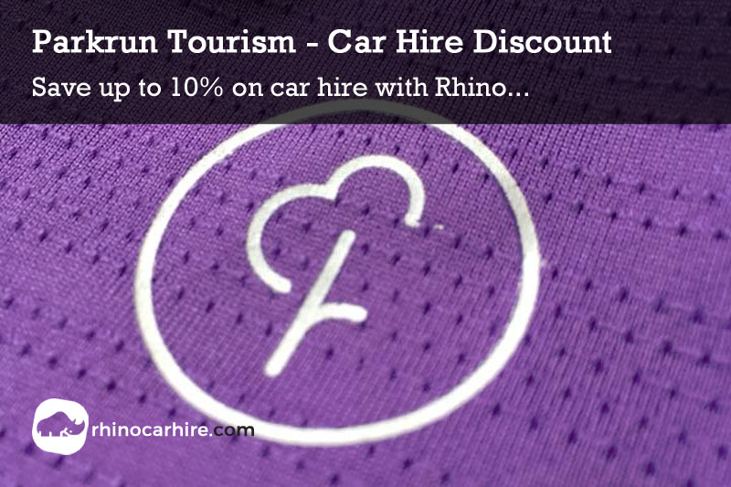 parkrun car hire discount