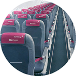 eurowings seat colour