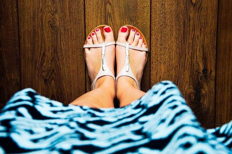 south africa ban sandals open toe shoes coronavirus