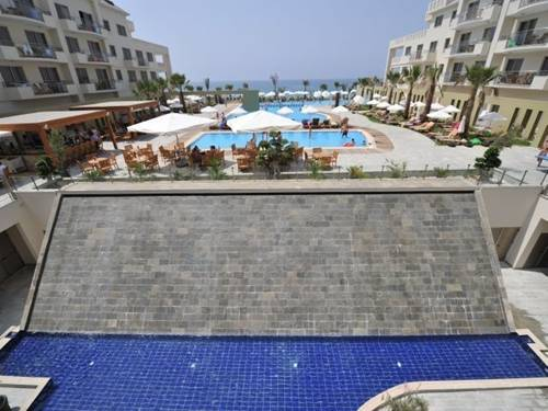 Swimming Pool at the Capital Coast Resort Spa in Paphos