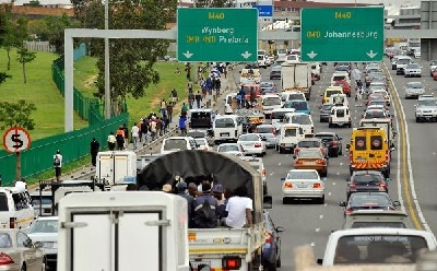 Johannesburg Toll Road
