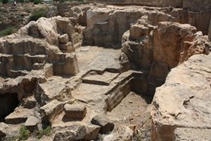 Tombs of the Kings - Paphos