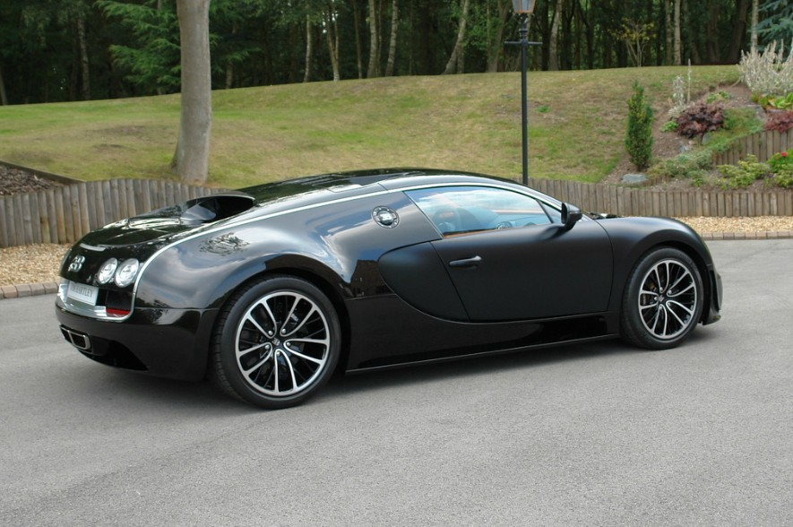 bugatti veyron special editions and version