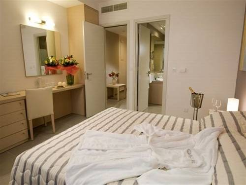 A Room at the Capital Coast Resort Spa Hotel in Paphos - Cyprus