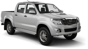 Toyota Hilux Double