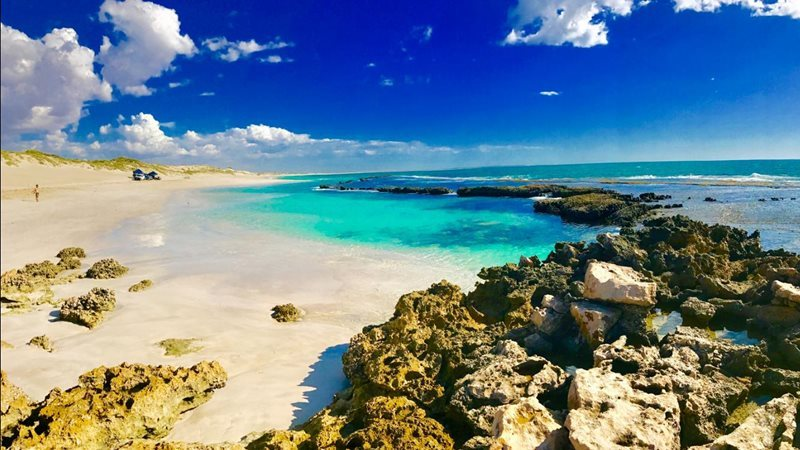 Ningaloo Reef in Australia