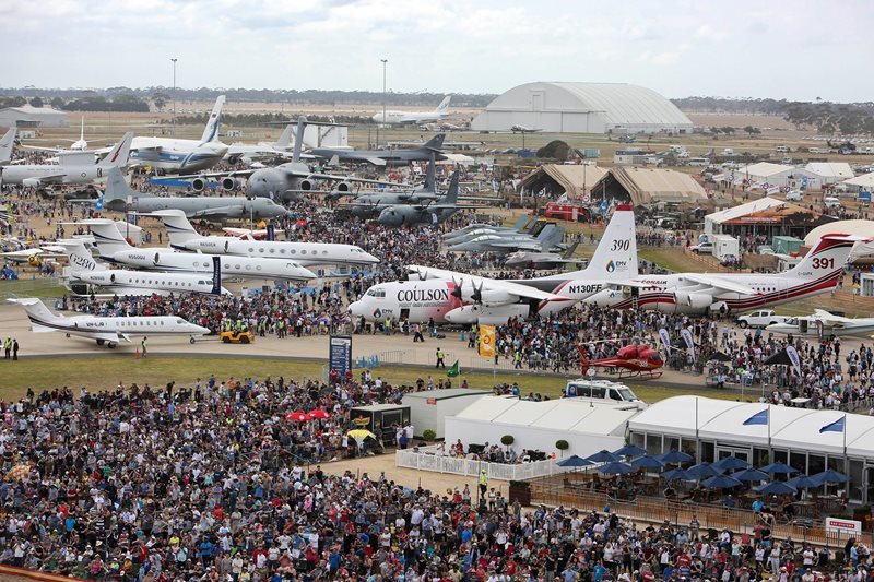 Avalon Airport Air Show