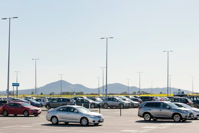 Rental Cars At Avalon Airport
