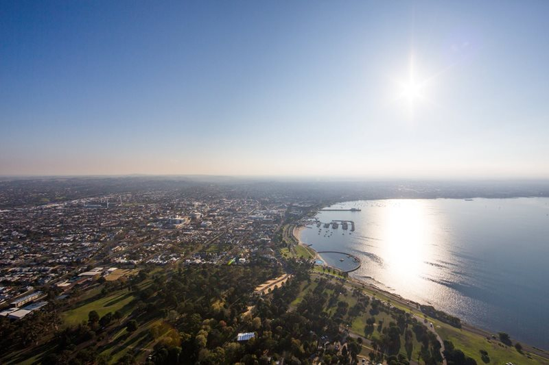 View of Geelong