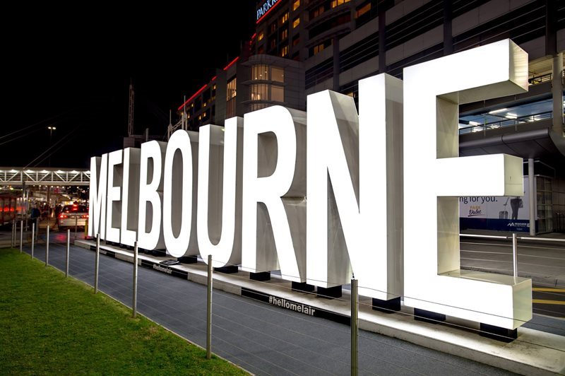 MEL Melbourne Airport  Guide Terminal map lounges