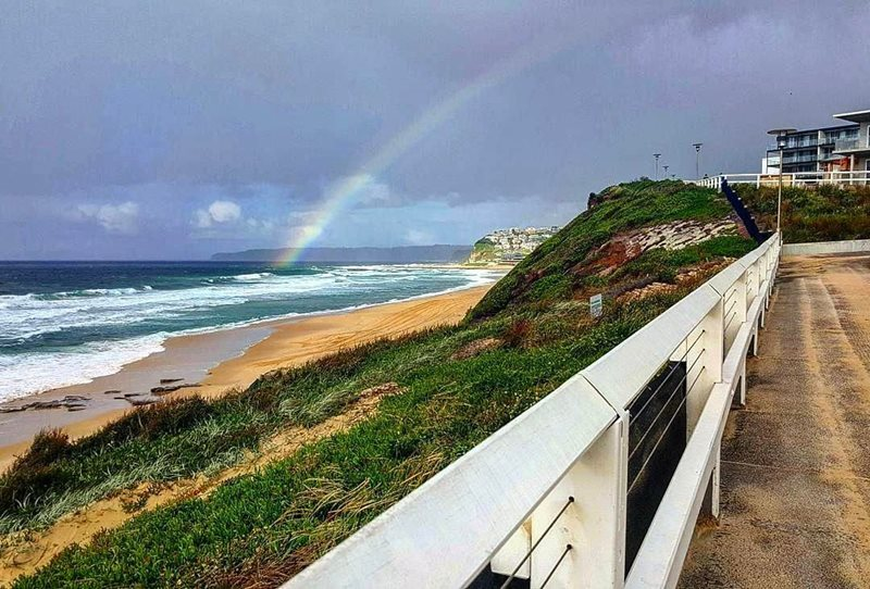 Newcastle Merewether Beach