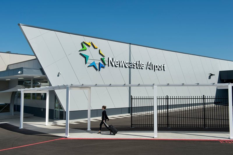 Newcastle Williamtown Airport