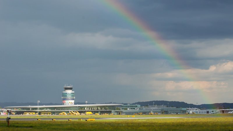 Graz Airport Tower