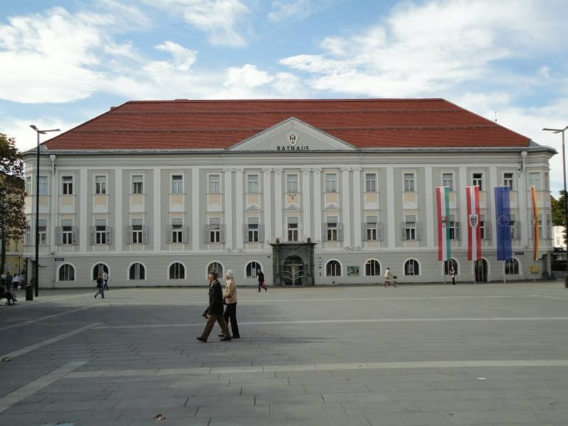 Klagenfurt City Hall