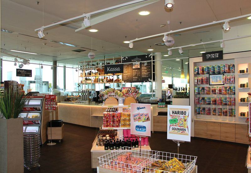 Marktcafe of Airest Graz Airport
