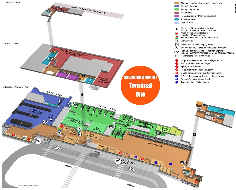 Car Hire Salzburg Airport, Simple, Cheap, Efficient   Rhinocarhire.com