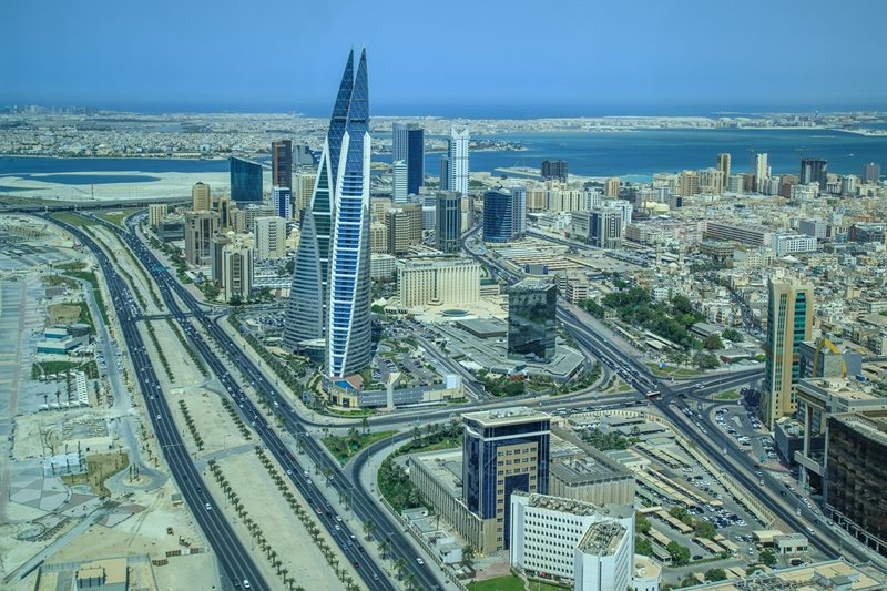 View of Manama