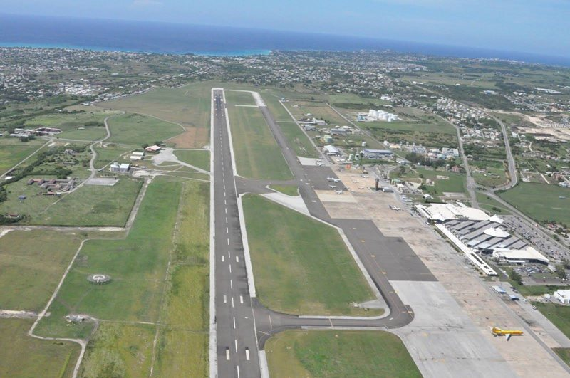 Barbados Grantley Adams Airport