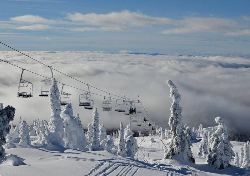 Kelowna Big White Resort