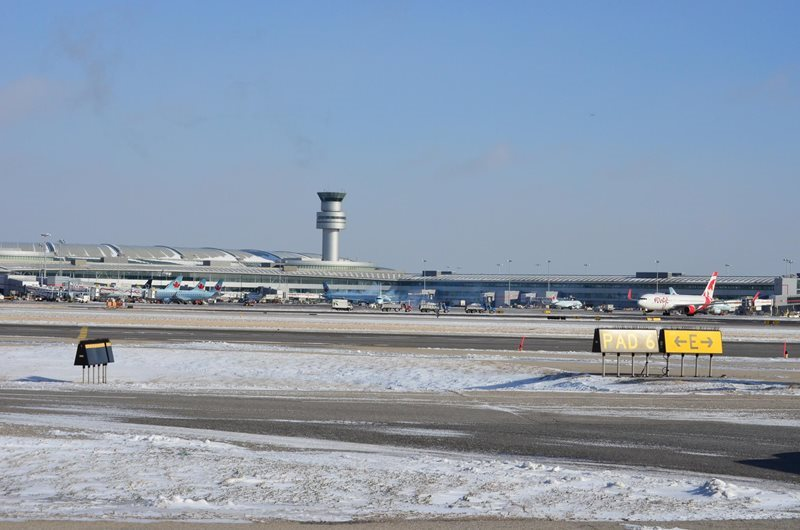 Mississauga Airport